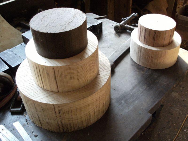 Copie d un pied de lampe de chevet tournage sur bois for Pied de lampe de chevet